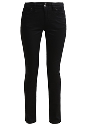 Saint Tropez River Slim Fit Jeans Black Dark Gray
