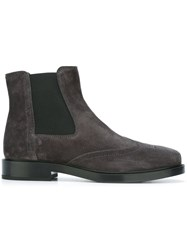 Tod's Chelsea Boots Grey