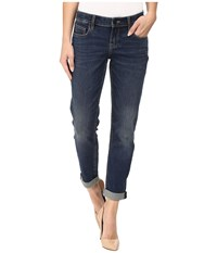 Tommy Bahama Tema Slim Boyfriend Dark Beach Wash Women's Jeans Blue