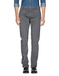 One Seven Two Trousers Casual Trousers Grey