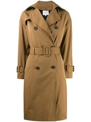 Vince Trench Coat 60
