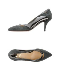 O Jour Footwear Courts Women Grey