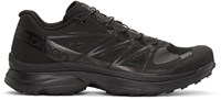 Salomon Black S Lab Wings Limited Edition Sneakers