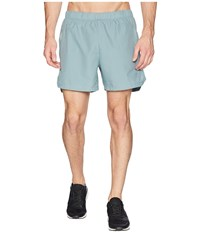 Asics Cool 2 N 1 5 Shorts Stormy Sea Multi