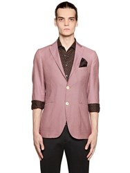 Etro Light Cotton Fabric Jacket