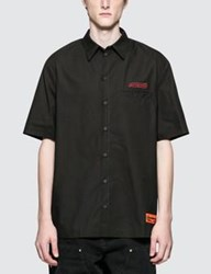 Heron Preston Ctnmb Basic Button Shirt