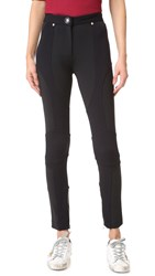 Versus Trousers Black