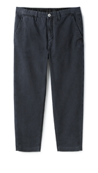 Cheap Monday Work Chinos Washed Navy