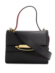Alexander Mcqueen The Story Tote Black