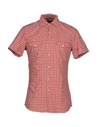 Guess By Marciano Shirts Shirts Men Red