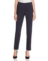 T Tahari Karis Skinny Ankle Pants True Navy