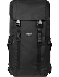 Crafted Goods Black Orange Lining Kamino 30L Ballistic Backpack