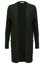 Jdystarlight Cardigan Scarab Dark Green