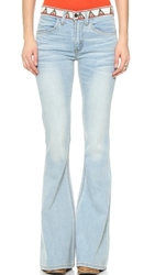 Free People Isabelle Flare Jeans