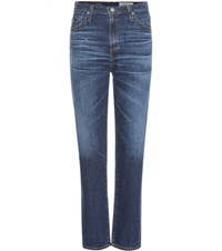 Ag Jeans The Phoebe High Rise Blue