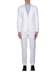 Bikkembergs Suits White
