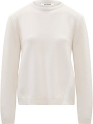 Paco Rabanne Knit Sweater Neutral