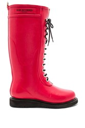 Ilse Jacobsen Always A Classic Tall Boot Red