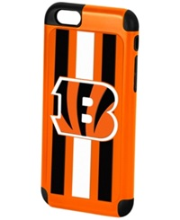 Forever Collectibles Cincinnati Bengals Iphone 6 Case Black