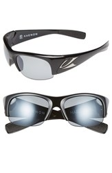 Men's Kaenon 'Hard Kore' 63Mm Polarized Sunglasses Black Grey G28