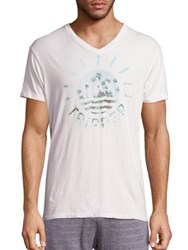 Sol Angeles Daytripper Cotton T Shirt White