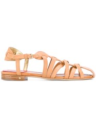 Laurence Dacade Ropain Sandals Nude And Neutrals