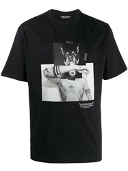 Neil Barrett Doberman T Shirt 60