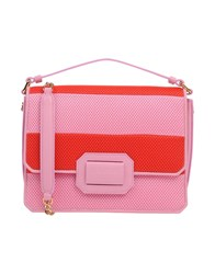 Boutique Moschino Handbags Red