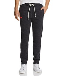 Superdry Orange Label Moody Jogger Sweatpants Gray