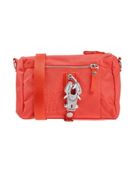George Gina And Lucy Handbags Coral