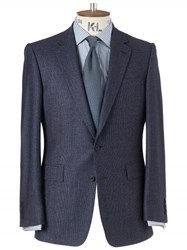 Chester Barrie Albermarle Semi Worsted Textured Suit