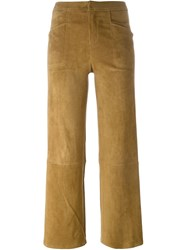 Stouls 'Aymeline' Trousers Brown