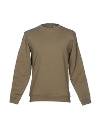 Minimum Sweatshirts Military Green