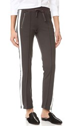 Pam And Gela Track Pants Dark Grey