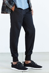 Vanishing Elephant Cuff Jogger Pant Black