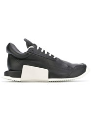 Adidas By Rick Owens Level Runner Sneakers Black