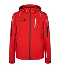 Spyder Monterosa Ski Jacket Male Red