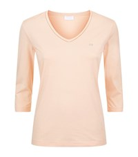 Escada Sport Gem Logo T Shirt Female Neutral