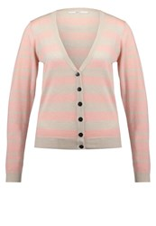 Only Onlmiabella Cardigan Misty Rose