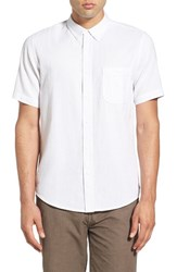 Men's Ezekiel 'Highland' Regular Fit Short Sleeve Woven Shirt