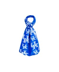 Forever Collectibles Kentucky Wildcats All Over Logo Infinity Wrap Scarf Blue