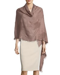 Bindya Scattered Sparkle Frame Cashmere Stole Multi Pattern