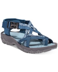 Bare Traps Tema Outdoor Sandals Women's Shoes Navy Multi