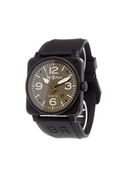 Bell And Ross 'Military Type' Analog Watch