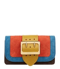 Burberry Shoes And Accessories The Buckle Bag Female Yellow
