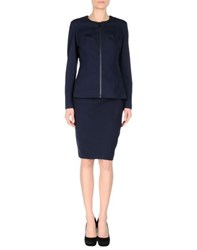 G.Sel Suits And Jackets Outfits Women Dark Blue