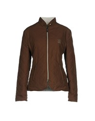 Husky Jackets Dark Brown