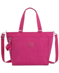 Kipling Shopper L Extra Large Tote A Macy's Exclusive Style Very Berry
