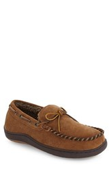 Tempur Pedic Men's Therman Slipper Chestnut