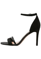 Dorothy Perkins Sammie High Heeled Sandals Black